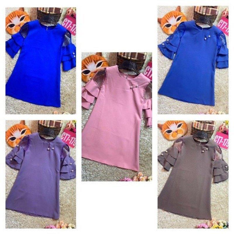 Детские платья|Х11253