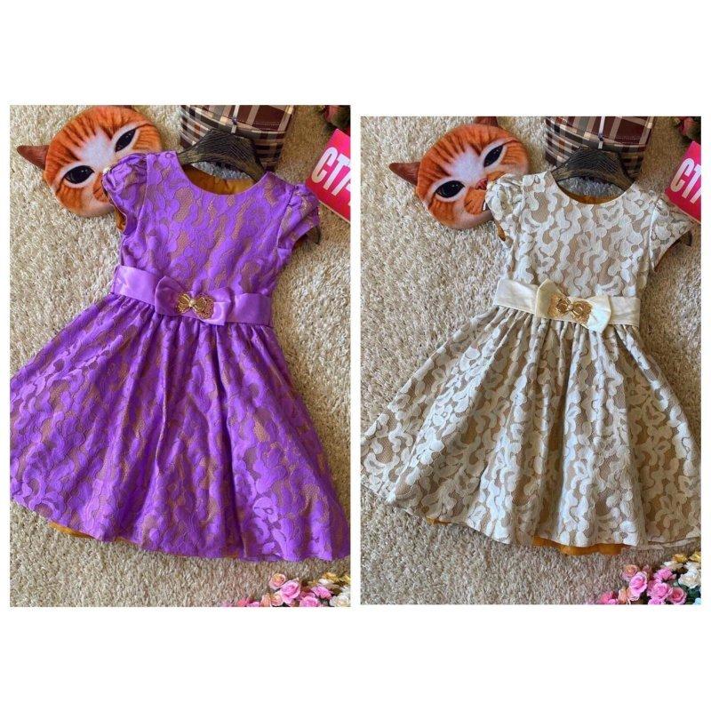 Детское платье|Х11271