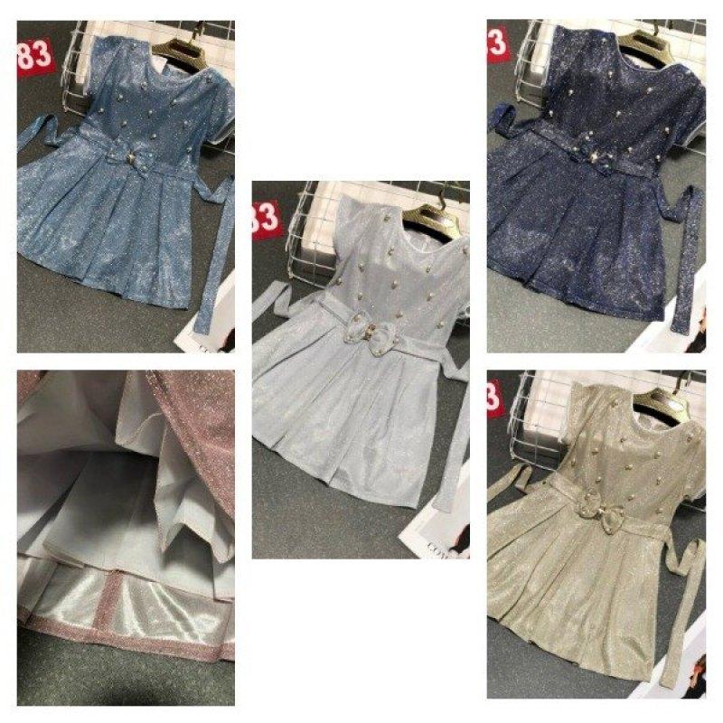 Детские платья|Х12071