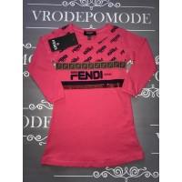 Платье для девочек, цвет-розовый 123391