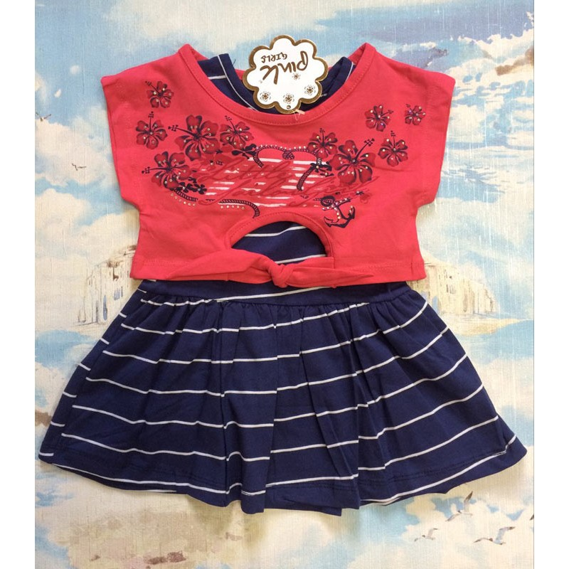 Платье для девочек от 1 до 4 лет |13359