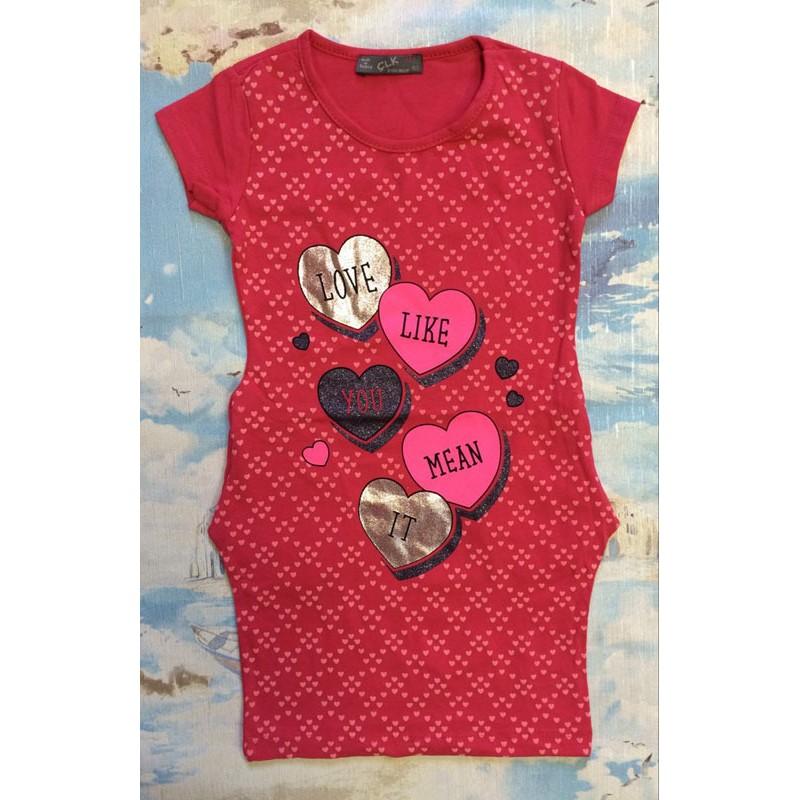 Платье для девочек от 5 до 13 лет  24024
