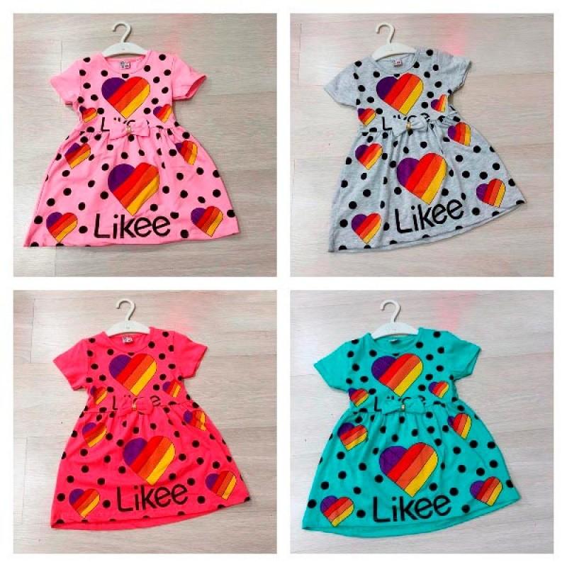 Платье для девочек|2678