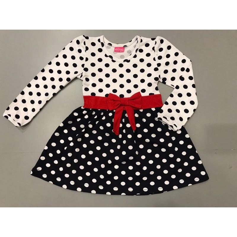 Платье для девочек от 2 до 9 лет |37001