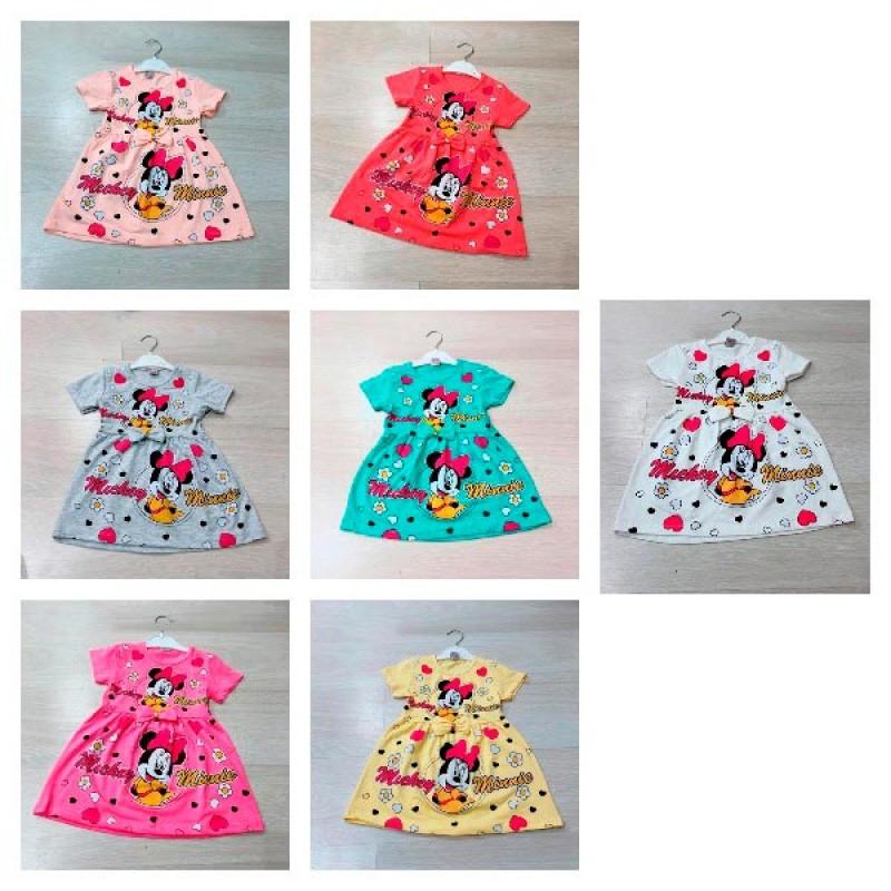 Платье для девочек|4392