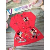 Платье для девочек, цвет-розовый 513512