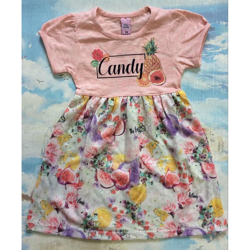 Платье для девочек от 3 до 8 лет |70823