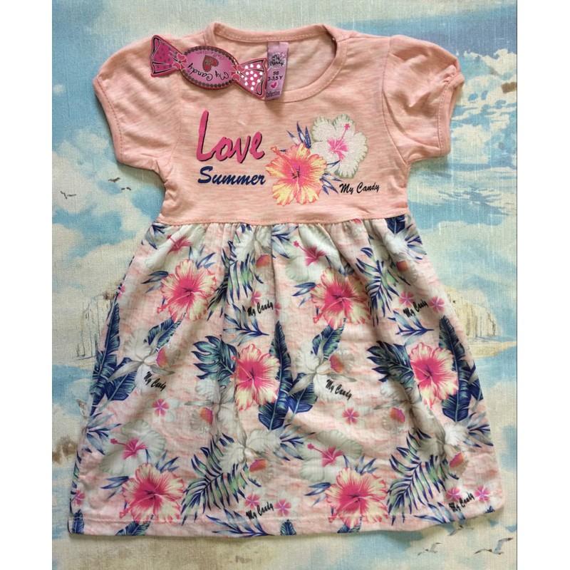 Платье для девочек от 3 до 8 лет |70824