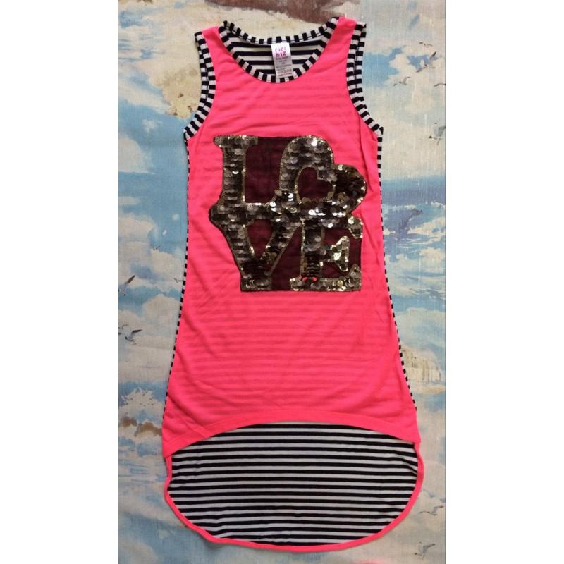 Платье для девочек от 4 до 10 лет |81102