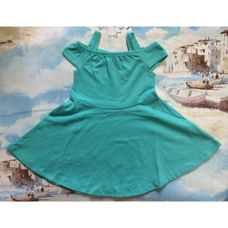 Платье для девочек от 1 до 8 лет  81219