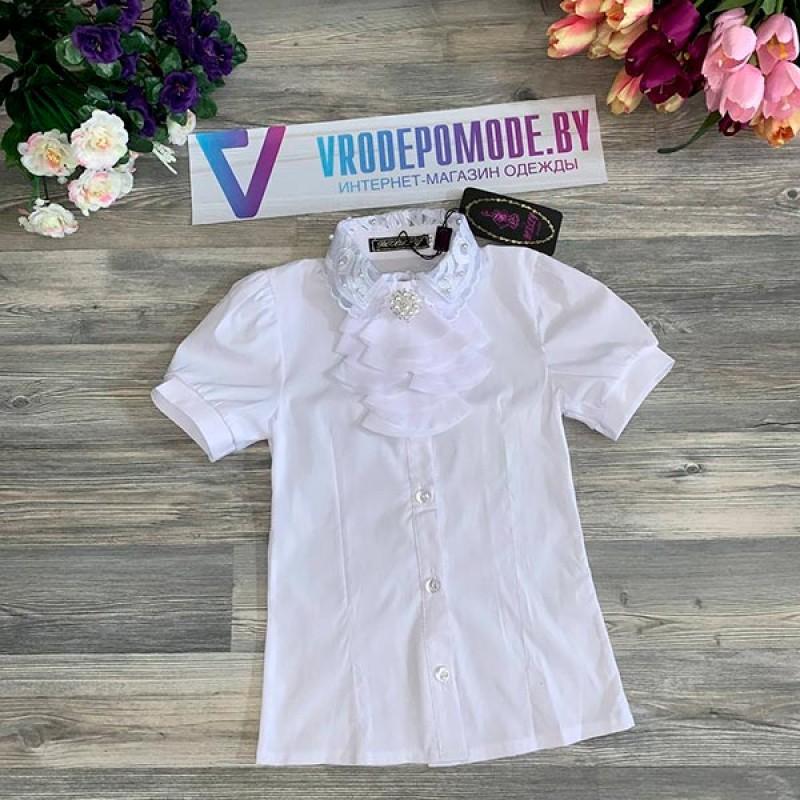 Школьная блузка для девочек|17250
