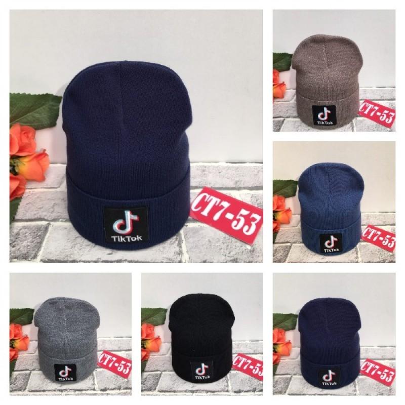 Шерстяная шапка одинарная. Осень|Х09051