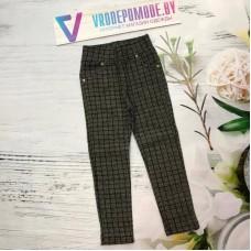 Утепленные штаны для девочек|392125