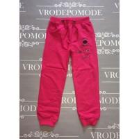 Штаны для девочек, цвет-розовый |93008