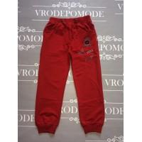 Штаны для девочек, цвет-красный |93008