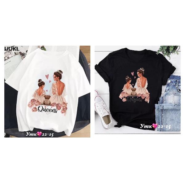 Женская футболка|X01261