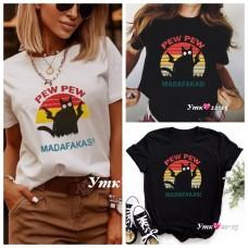 Женские футболки|X04063