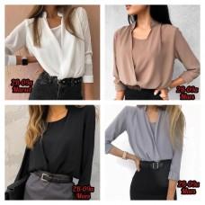 Костюм: блузка + топ|Х04074