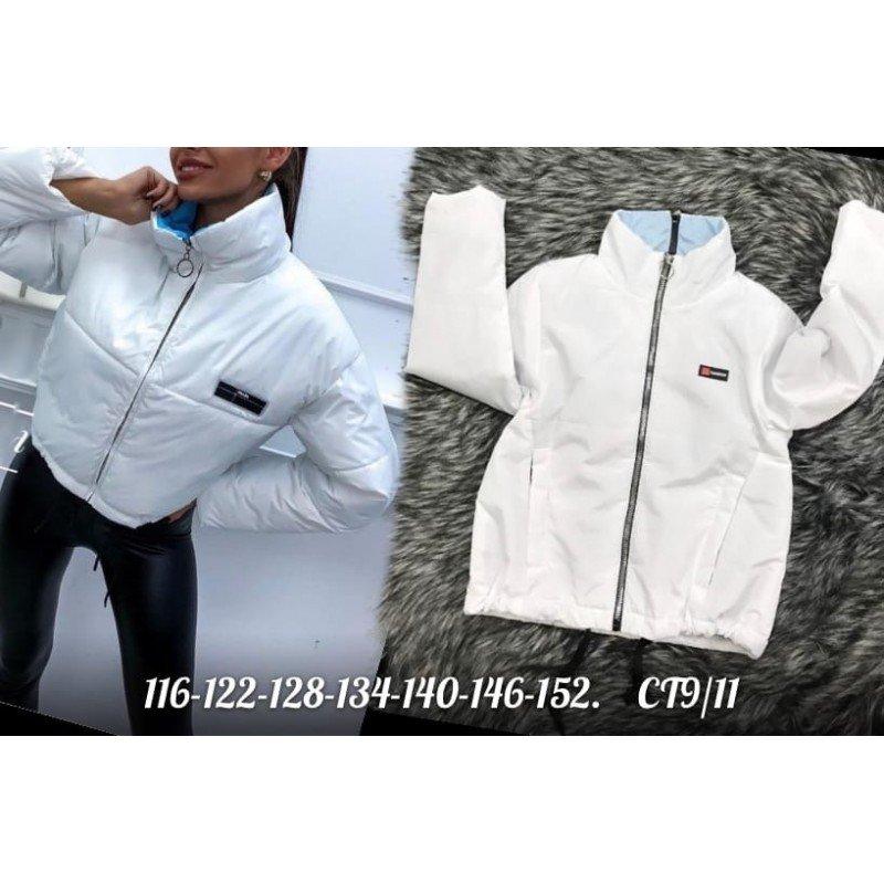 Куртка для девочек|Х08319-2