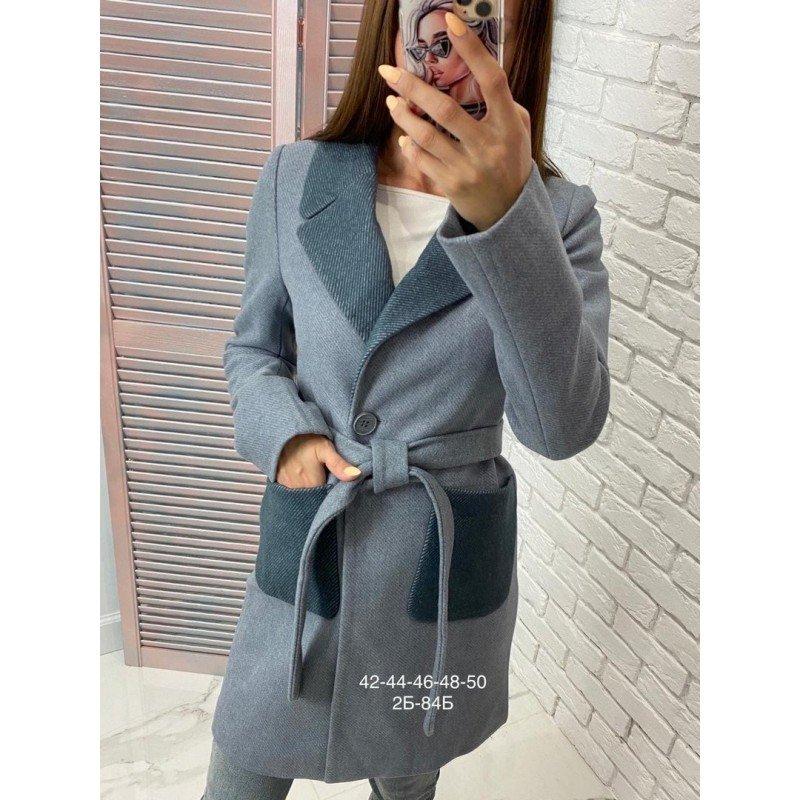 Женское пальто|Х09140