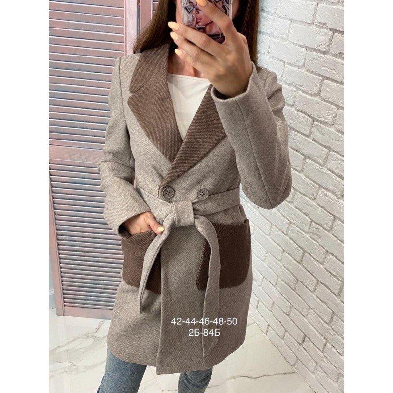 Женское пальто|Х09140-4