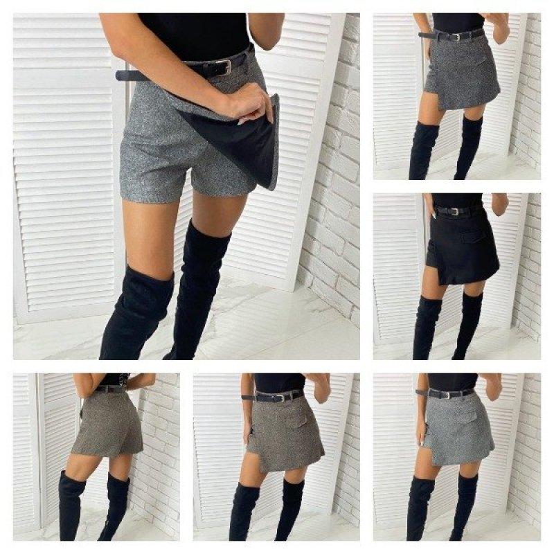 Юбка-шорты|Х09161