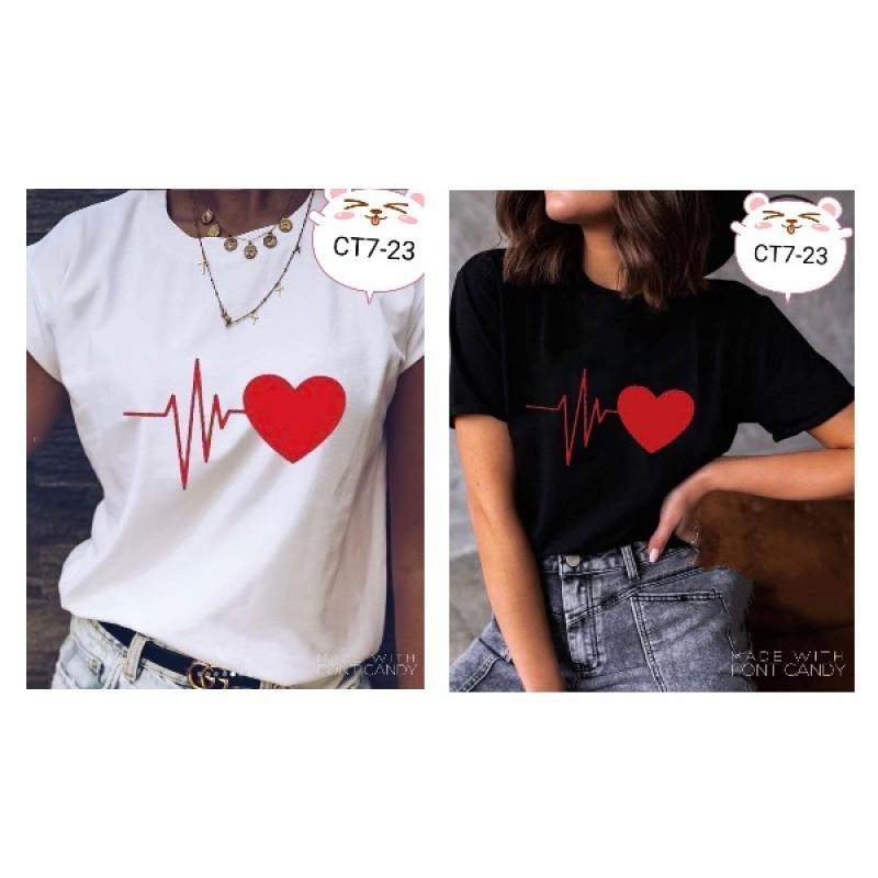 Женская футболка|X092395