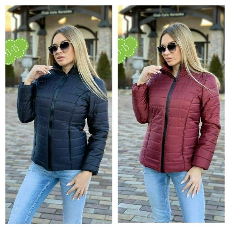 Женские осенние куртки|Х10072