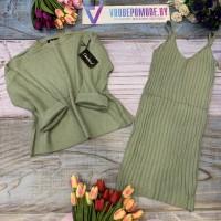 Комплект 2ка. Платье + кофта|Х10223