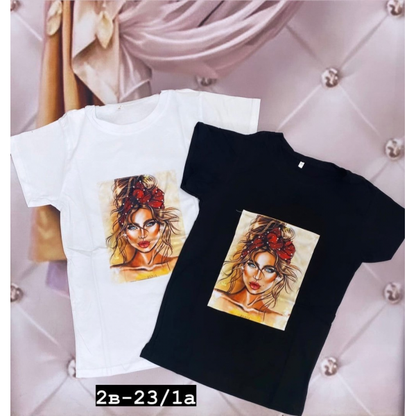 Женская футболка|10549