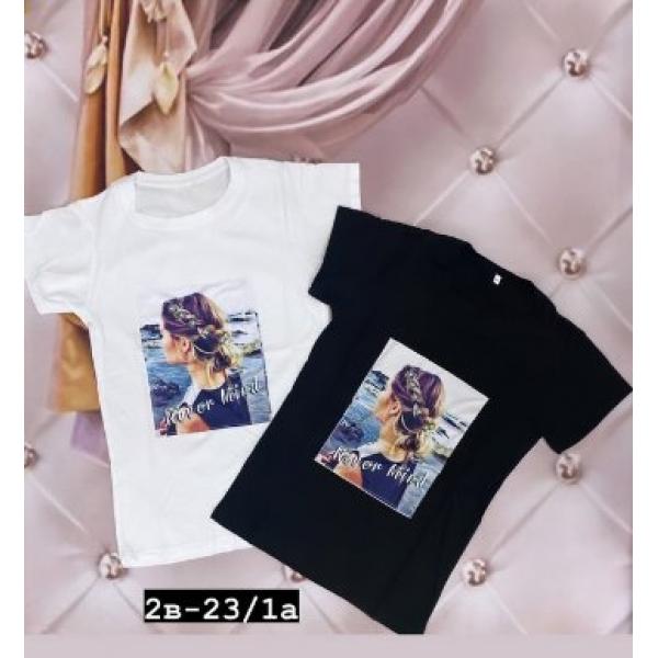 Женская футболка|11263