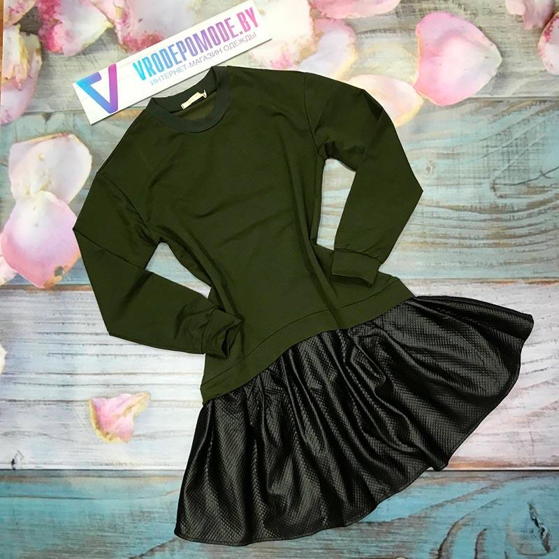 Женское платье|Vpm-2369